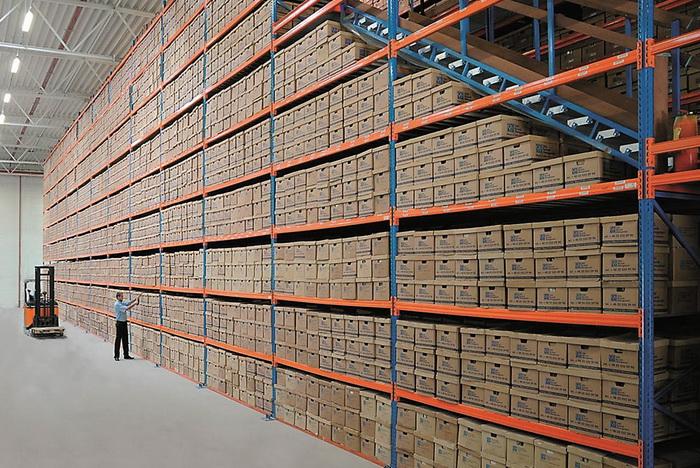 осг рекордз менеджмент хранение документов